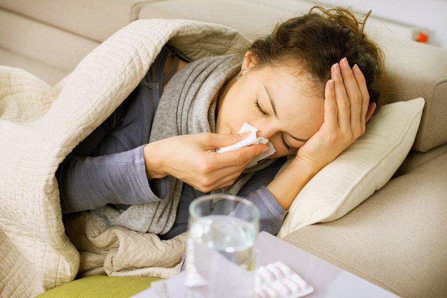 Лечение от простуды при беременности