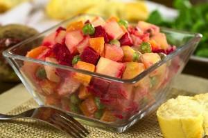 Классический рецепт винегрета: готовим полезный для здоровья салат