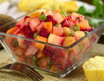 венегретный салат рецепт классический