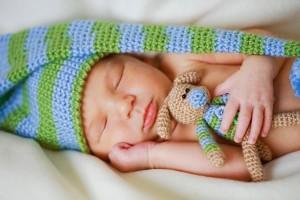 Сколько спит новорожденный ребенок: решаем проблемы со сном