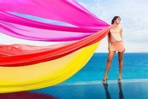 Способы завязывания шарфов — 8 стильных идей