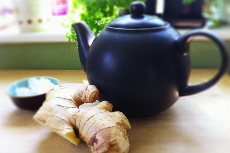 Как приготовить имбирный чай для похудения? 3 простых рецепта
