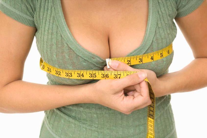 Почему после родов грудь меньше