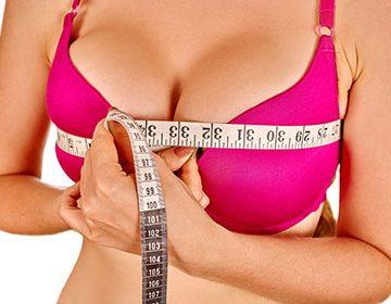 Крем для увеличения груди в домашних условиях