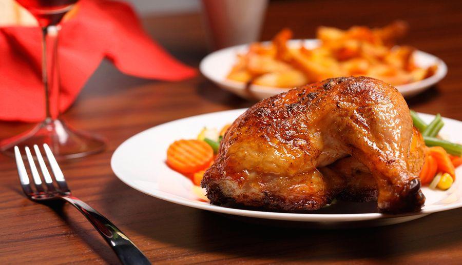 рецепт куриных отбивных в духовке с картошкой в
