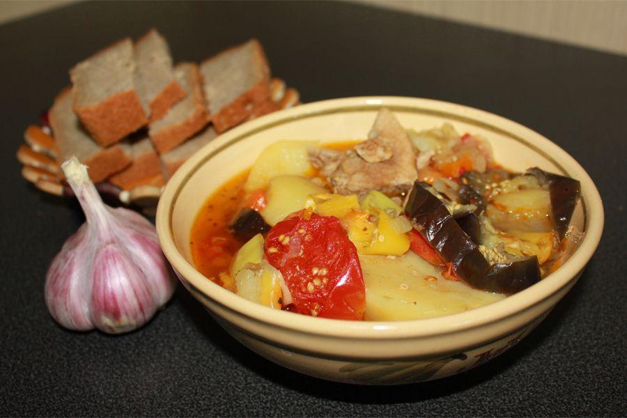 Хашлама из баранины с картошкой 🥝 как готовить блюдо из говядины, википедия
