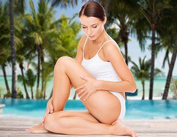 убрать жир с бедер ягодиц упражнения