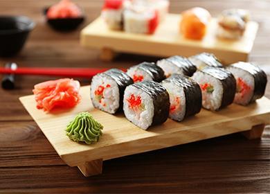 Как приготовить рис для суши— 5секретов японских кулинаров
