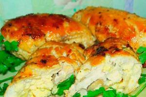 Духовке фото грудка сыром рецепт с Куриная и с ананасами в leasing your online