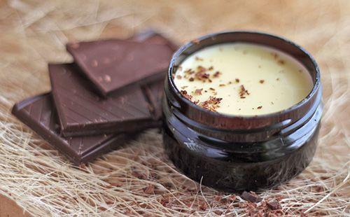 Бальзам с маслом какао