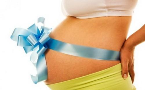 Герпес при беременности на губах последствия