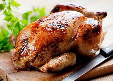 Курица в соевом соусе в духовке 🥝 как запечь с горчицей