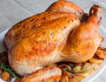 Как жарить курицу на сковороде с корочкой рецепт 26