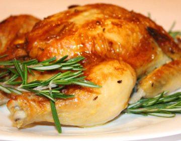 рецепт курица с черносливом в духовке рецепт с фото