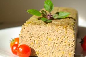 Рецепт домашний паштет из печени