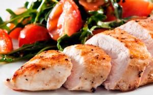 куриная грудка в духовке правильное питание