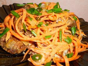 салат из печеных баклажанов и перцев, рецепт приготовления