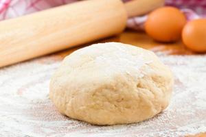 Бездрожжевое тесто для пирожков и булочек