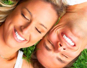 отбеливание зубов и снятие зубного камня