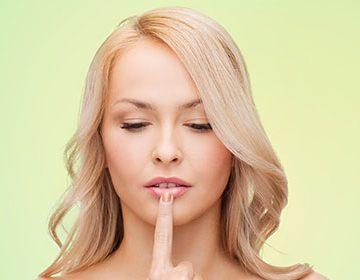 Оральный секс с больным герпесом