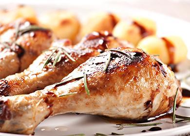 Классический иоригинальный рецепты курицы вдуховке скартошкой