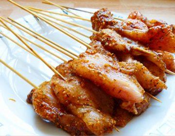 Куриные бедра с картошкой в духовке рецепты