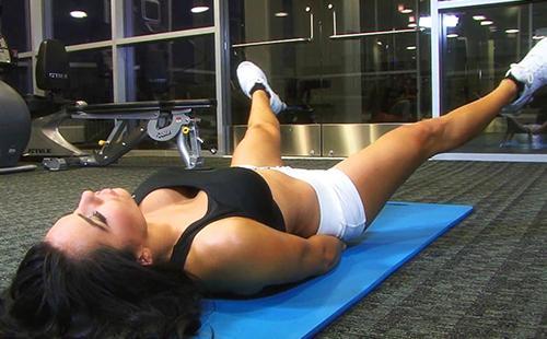 убрать жир с низа живота мужчине упражнения