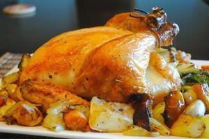 курица домашняя рецепты с фото