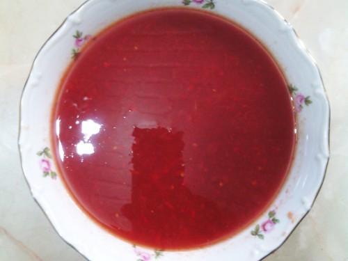 Томатная паста с болгарским перцем