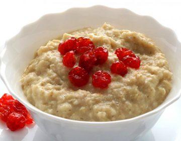 каши на Рецепт воде геркулесовой