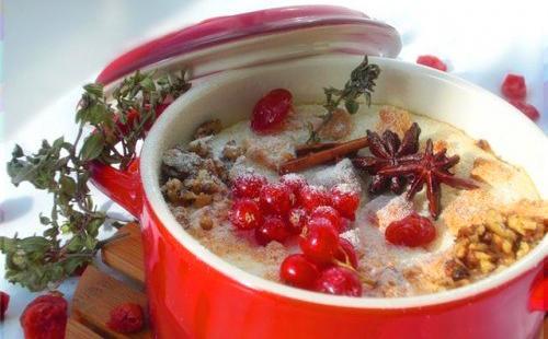 Рецепт гурьевской каши: когда манка бывает вкусной