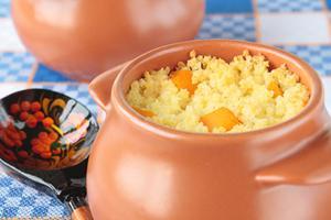 простые рецепты приготовления каши из тыквы