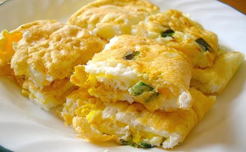 Как приготовить омлет из яиц рецепт с фото