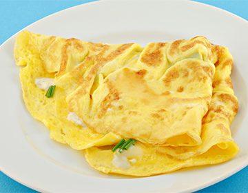 Как приготовить омлет в духовке