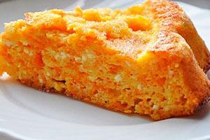 пирог с тыквой и изюмом и рисом рецепт
