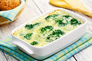 Курица запеченная с брокколи и сыром рецепт с фото пошаговый 14