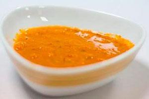 Томатоно-сливочный соус