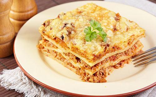 Рецепты запеканки из макарон с фаршем в духовке пошагово