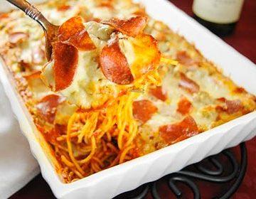 макаронная запеканка рецепты в духовке