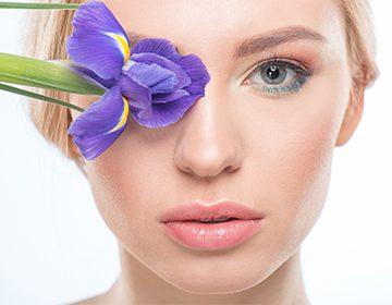 Маски на основе натуральных масел для лица и вокруг глаз