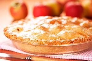Пышная шарлотка с яблоками – кулинарный рецепт