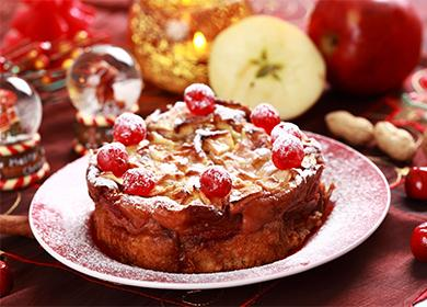 5вкусных рецептов торта «Шарлотка сяблоками»