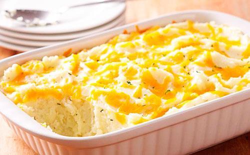 Запеканка картофельная с мясом 🥝 и картошкой