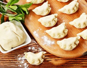 Тесто для пельменей - рецепт классический с фото