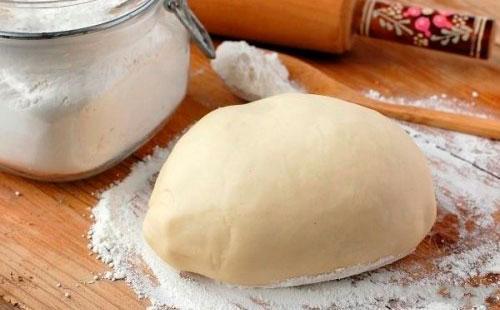 Как сделать эластичное тесто для вареников