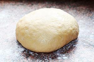 Тесто для вареников на растительном масле