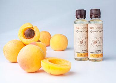 Баночки с абрикосовым маслом