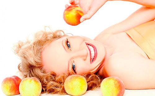 Персик у девушек фото фото 152-394