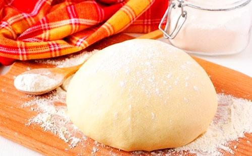 Рецепты теста напельмени без яиц: накефире, заварное, для хлебопечки