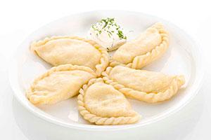 Вареники с картофелем - базовый рецепт